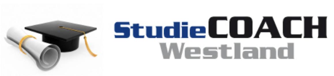 Studiecoach-Westland
